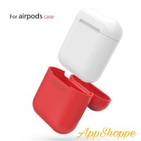 Apple Airpods Silicone Case Protective Cover Pouch Best Seller