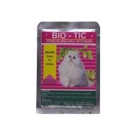 Bio-Tic Kucing / Cat 50gram- Penghilang Bau Kotoran Kucing
