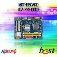 MOTHERBOARD LGA 775 DDR2