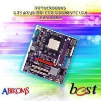 MOTHERBOARD G31 LGA 775 DDR2-MURAH
