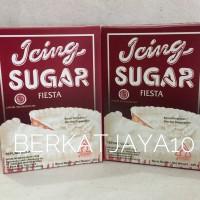Haan Icing Sugar Fiesta Bubuk gula halus berkualitas 425 gr