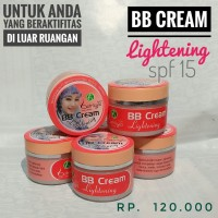 BB CREAM LIGHTENING BATRISYIA