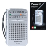 Radio AM/FM Panasonic RF-P50 AM/FM Pocket Radio