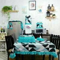 Kitchenset/taplak meja makan/homeset
