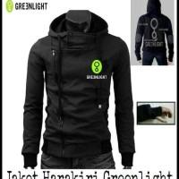 Jaket Distro Murah Harakiri Greenlight Black