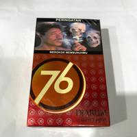 Djarum 76 12 Batang / Sigaret Kretek / Rokok Grosir Promo / Cigarettes