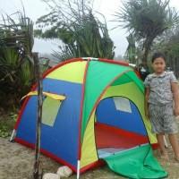 tenda anak unyu-unyu ukuran 120 CM