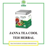 JANNA TEA COOL - TEH HERBAL - HPAI - PRODUK HPAI