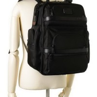 Tas Ransel Laptop Briefpack Tumi Alpha 2 T-Pass Business Class Hitam