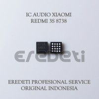 IC AUDIO XIAOMI REDMI 3S 8738 KD-001723