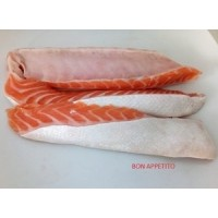 Marinated Salmon Belly / fresh import salmon / Ready To Cook