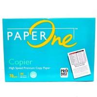 Kertas Fotocopy A4 70 Gram Paper One atk atk alat tulis kantor