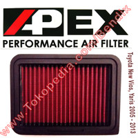 Filter Udara New Vios 2007-2012 Apex Racing Filter