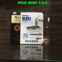 accessories Screen tempered glass ipad mini 1/2/3