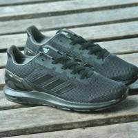 Sepatu Running Adidas Cosmic II Full Black Original BNWB / Sneakers
