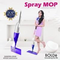 UNGU - Spray Mop Bolde ULTIMA 1 KAIN PEL Semprot Spraymop Bolde Mini