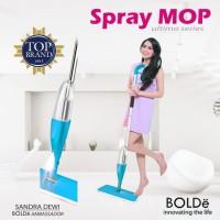BIRU - Spray Mop Bolde ULTIMA 1 KAIN PEL Semprot Spraymop Bolde Mini