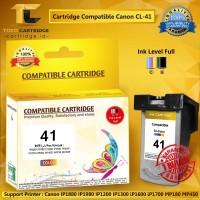 Cartridge Tinta Canon CL41 Color PLUS CHIP RESET Canon CL 41 CL-41