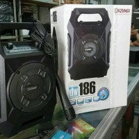 Speaker Aktif Portable DAZUMBA DW 186 Free MIC