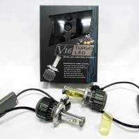 BOHLAMP / LAMPU HID TURBO LED V16 MOBIL YARIS LAMA