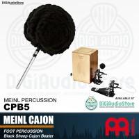 Meinl Foot Percussion CPB5 Bass Kick Cajon Black Sheep Beater Pedal