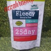laris FLEECY BANGLE TEA TEH PELANGSING