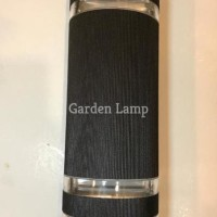 Lampu Dinding/ Taman Rumah/ Teras Outdoor Minimalis (LD 018 Oval 2)