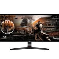 LG 34UC79G-B-Ultrawide Curve Full HD IPS monitor