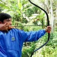 Busur Panah Horsebow full Rucika 35lbs kuat Berkualitas