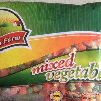 golden farm mixed vegetable 500 gr