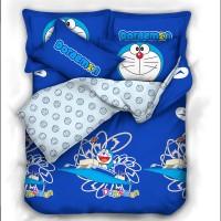 Doraemon Timomachine Set Bed Cover dan Sprei - Superking