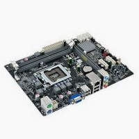 Mb / Mainboard ECS Socket 1155 Support Core I3 /I5 /I7