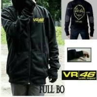 Jaket Distro Murah Ninja VR46 Black
