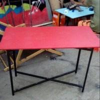 meja lipat / meja lipat cafe / meja lipat anak / meja balajar / meja