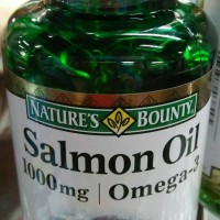 NATURES BOUNTY SALMON OIL isi 120