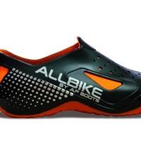 AKsesoris Motor O2 Sepatu Motor Biker ALL BIKE Orange Karet ALLBIKE H