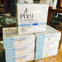 PIXY UV REFILL Whitening Two Way Cake