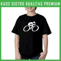 Kaos Anak Sepeda 1 ANK-AFH74 Laki / Perempuan