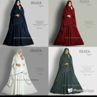set inaya syari ori by DNA
