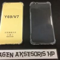 Anti Crack Vivo Y69 2017 5.5 inchi Jelly Case Tahan BANTING