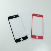 Tempered Glass Anti Glare Color Full For Iphone 6 6S 6+ 6S+ 7 8
