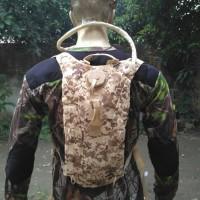 waterbag import / camel bag / hydration backpack / tas air LOR gurun