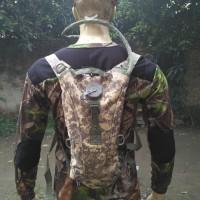 waterbag import / camel bag / hydration backpack / tas air ACU