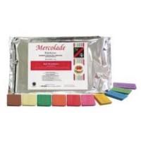 Chocolate Compound Mercolade - Cokelat Warna 1kg
