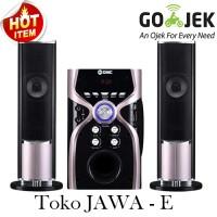 GMC 887G Speaker Multimedia Aktif Ada BLUETOOTH PORT USB