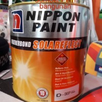 Weatherbond Solareflect Cat Tembok Tinting / Oplos Nippon Paint
