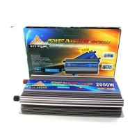 Digital Power Inverter 2000 Watt 12V + Charger Aki Murah Awet Bandel