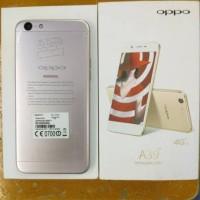 Oppo A39 Ram 3/32GB garansi dan lengkap