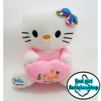 Boneka hello kitty love k