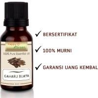 Happy Green Minyak Atsiri Gaharu Buaya 10 ml- Aetoxylon Essential Oil